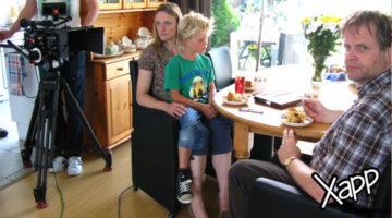 Beelden Xapp Kindercasting