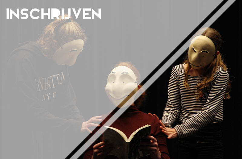 inschrijven jeugdtheaterschool