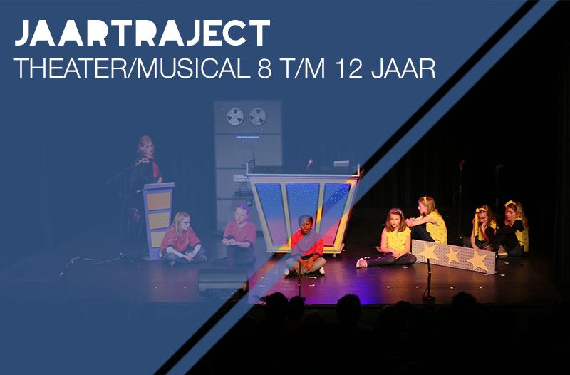 theater/musicalles voor kinderen van 8 t/m 12 jaar jeugdtheaterschool Dalfsen