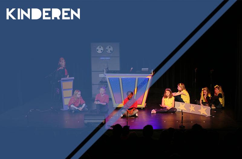 theaterles en musicalles voor kinderen